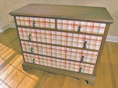 Новая мебель из старой