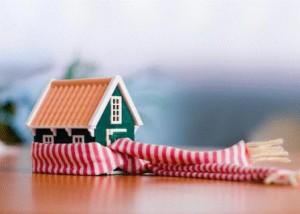 утепление жилого дома