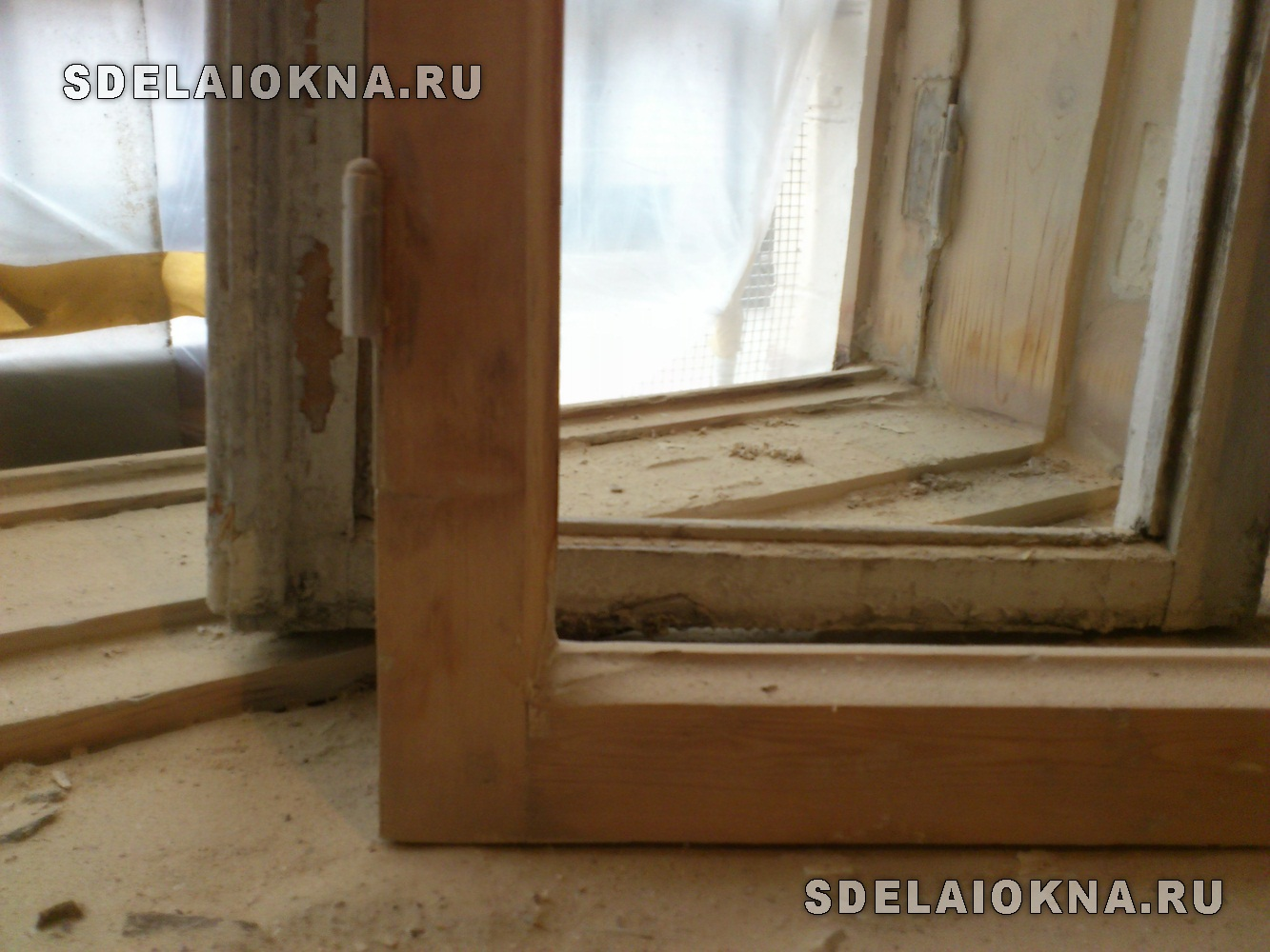 Шведская технология утепления деревянных окон своими руками