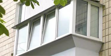 Остекление лоджии и балкона