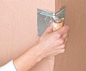 Выравнивание углов стен