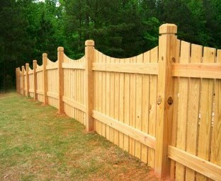 Какой забор выбрать для дачи