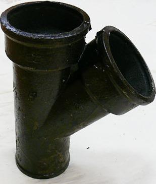 канализация виды соединения труб
