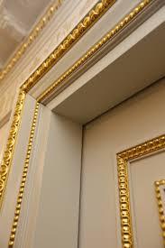 Окрашивание дверей с установкой раскладки