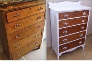 Ремонт старой мебели или вторая жизнь