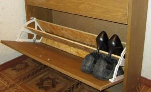 Тумбочка для обуви в прихожую своими руками 964