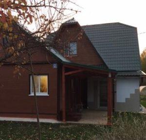 Дом, построенный своими руками