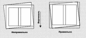 Как замерить оконный проем под окно