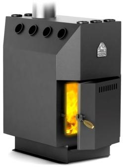 Металлическая печь длительного горения