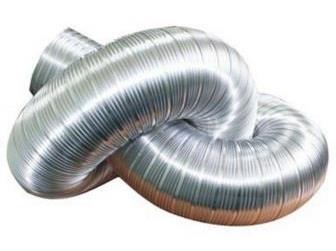 Воздуховод из алюминия