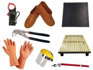 Главные средства защиты от электрического тока