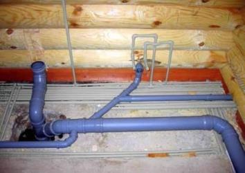 Модернизация канализации в частном доме