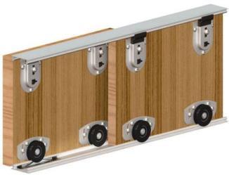 Системы раздвижения дверей