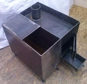 Печь банная