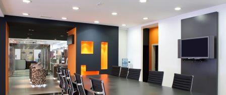 Хороший ремонт офиса - залог успеха компании