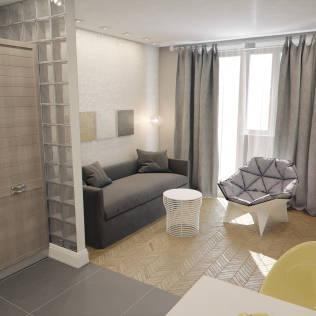 Оформление дизайн квартиры