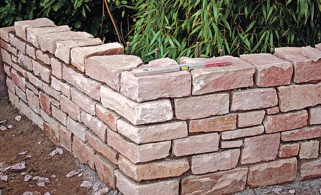 Технология каменной кладки