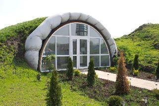 Экологичный дом из чего строить