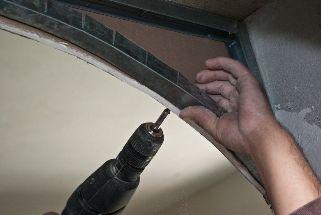 Как сделать арку из гипсокартона своими руками в дверном проеме