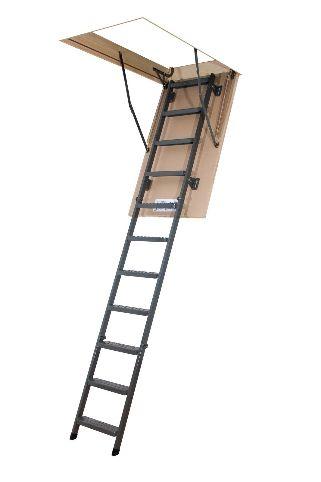 Складная лестница на чердак