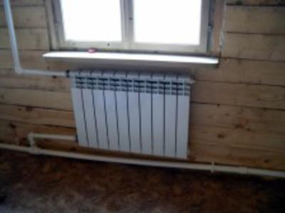 Отопление загородного дома варианты